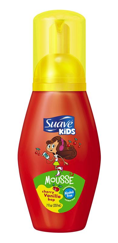 Amazon.com : Suave Kids Cherry Vanilla Soda Mousse, 7