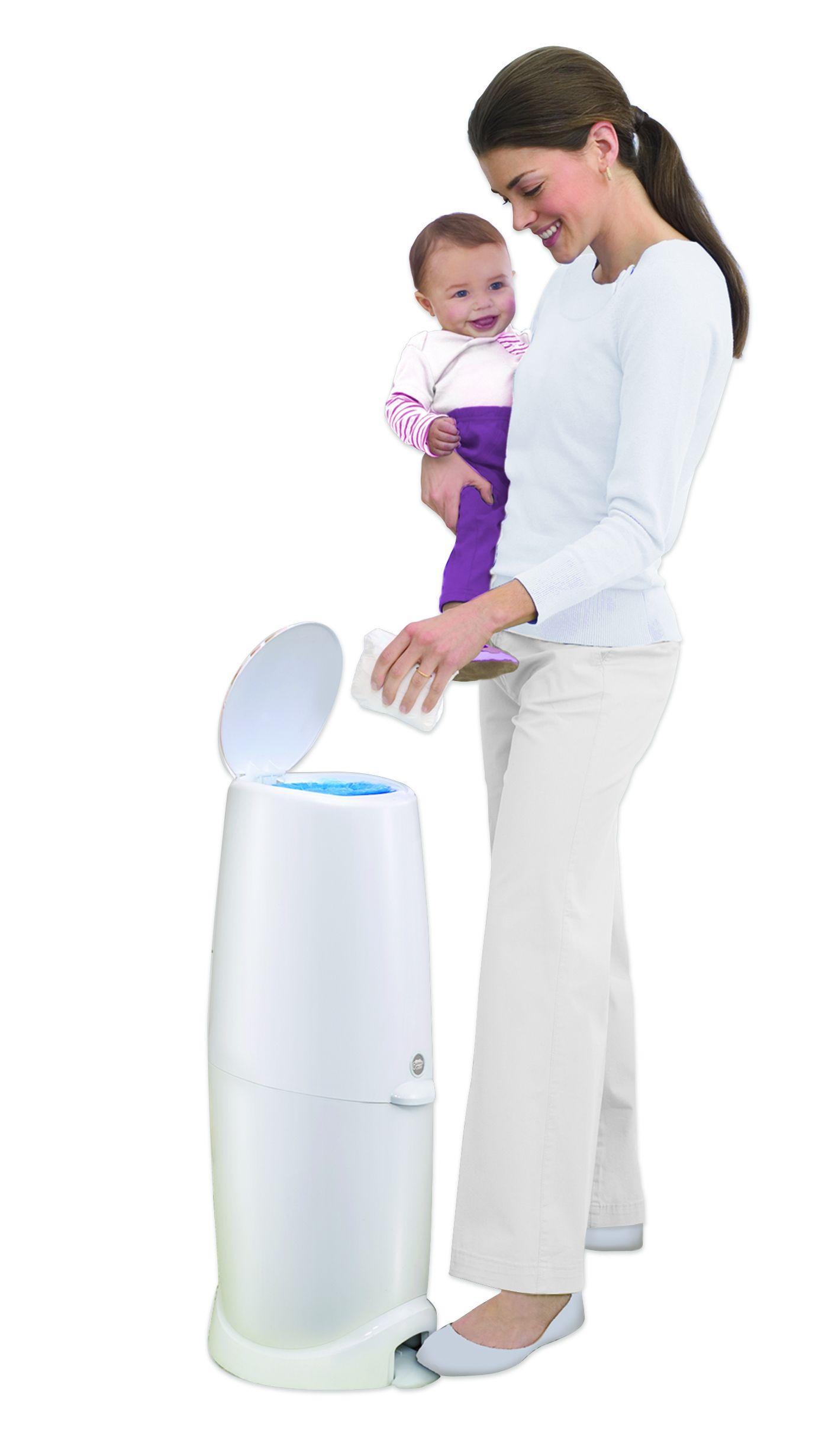 Amazon.com : Playtex Diaper Genie Elite Pail System with