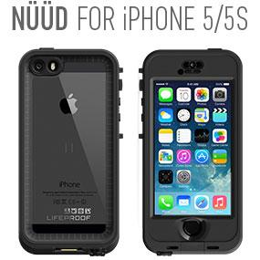lifeproof nuud for iphone 5s lifeproof nuud waterproof for apple iphone 5 5s se 17779