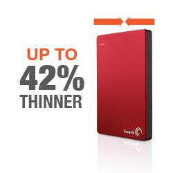 Seagate Backup Plus Slim Portable Drive