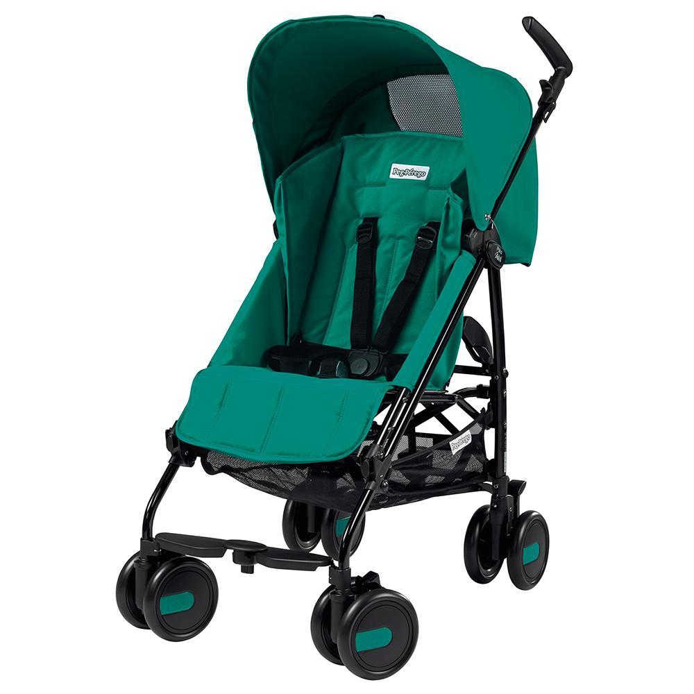 Amazon.com : Peg-Perego Pliko Mini Stroller, Aloe