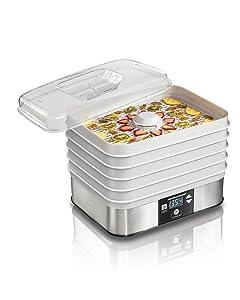 nesco food dehydrator dehydrators dryer jerky maker home freeze excalibur drying machine