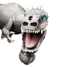 Amazon.com: Zoomer Dino, Jurassic world INDOMINUS REX