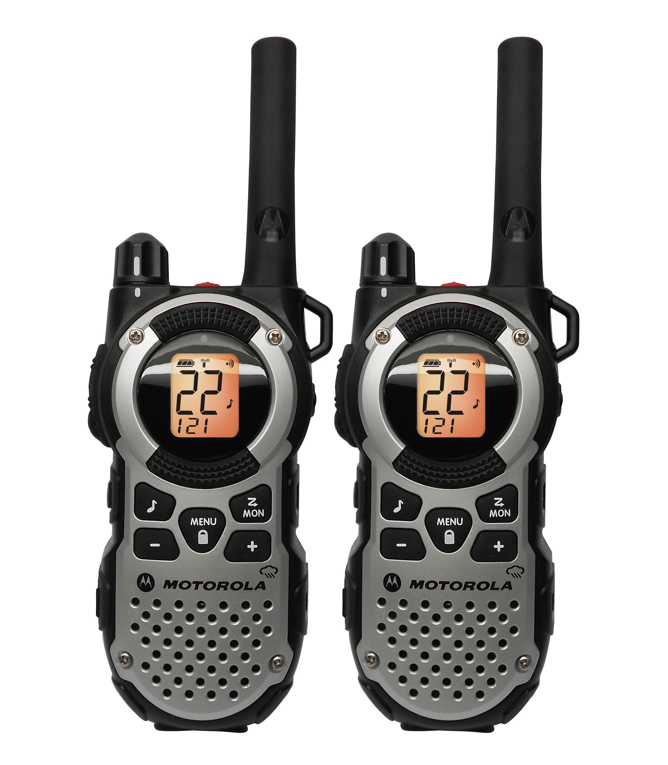 Amazon.com: Motorola MT352R FRS Weatherproof Two-Way - 35