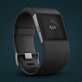 Amazon.com: Fitbit Surge Fitness Superwatch, Black, Large