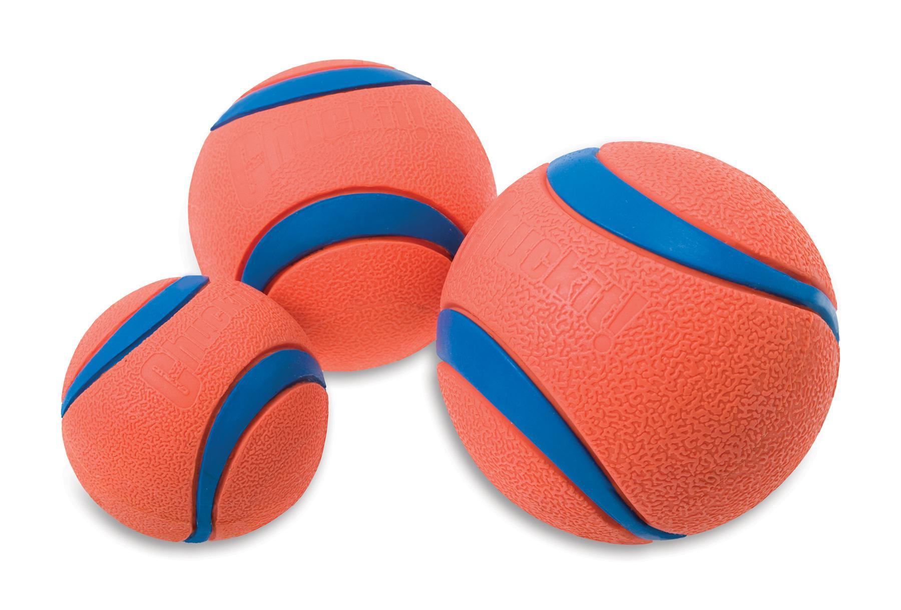 Pet Supplies : Pet Toy Balls : ChuckIt! Medium Ultra Balls