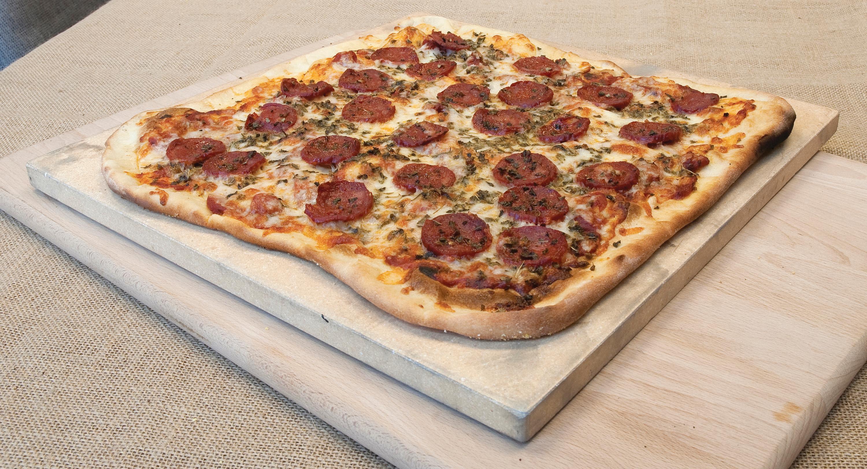 amazoncom pizzacraft  square cordierite bakingpizza