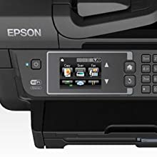 how to transfer photos from iphone epson workforce wf 2660 all in one wireless color printer 19166