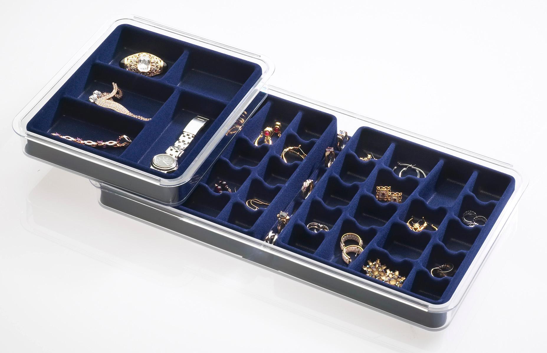 Amazon.com - Neatnix Jewelry Stax 36 Compartment Organizer