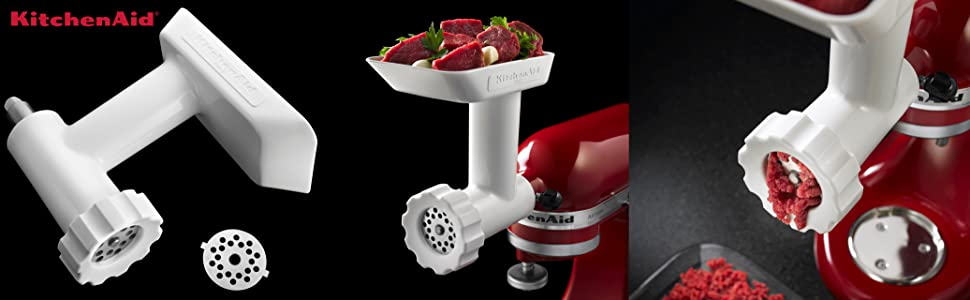 Kitchen Aid Food Grinder What Can Be Used For