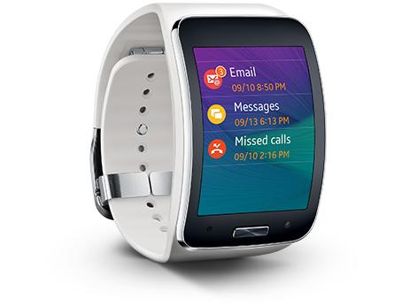 Samsung Gear: A Smart Wrist Watch With 3 G Connection And That Makes Calls