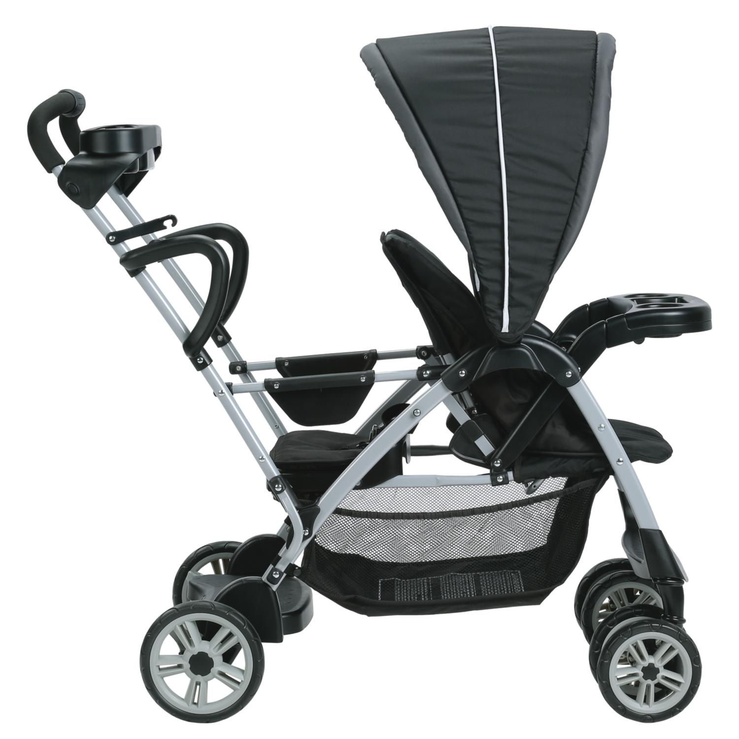 Amazon.com : Graco Roomfor2 Click Connect Stand and Ride