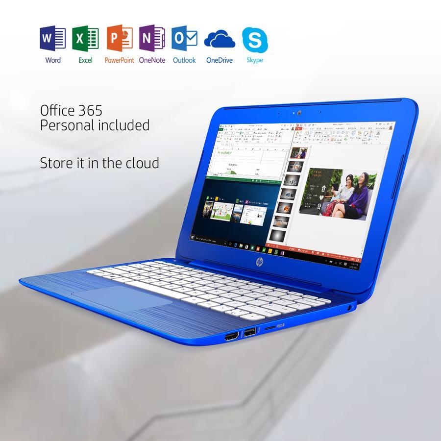 Hewlett Packard Stream 11-r010nr Intel N3050 2GB SDRAM 11.6 ...