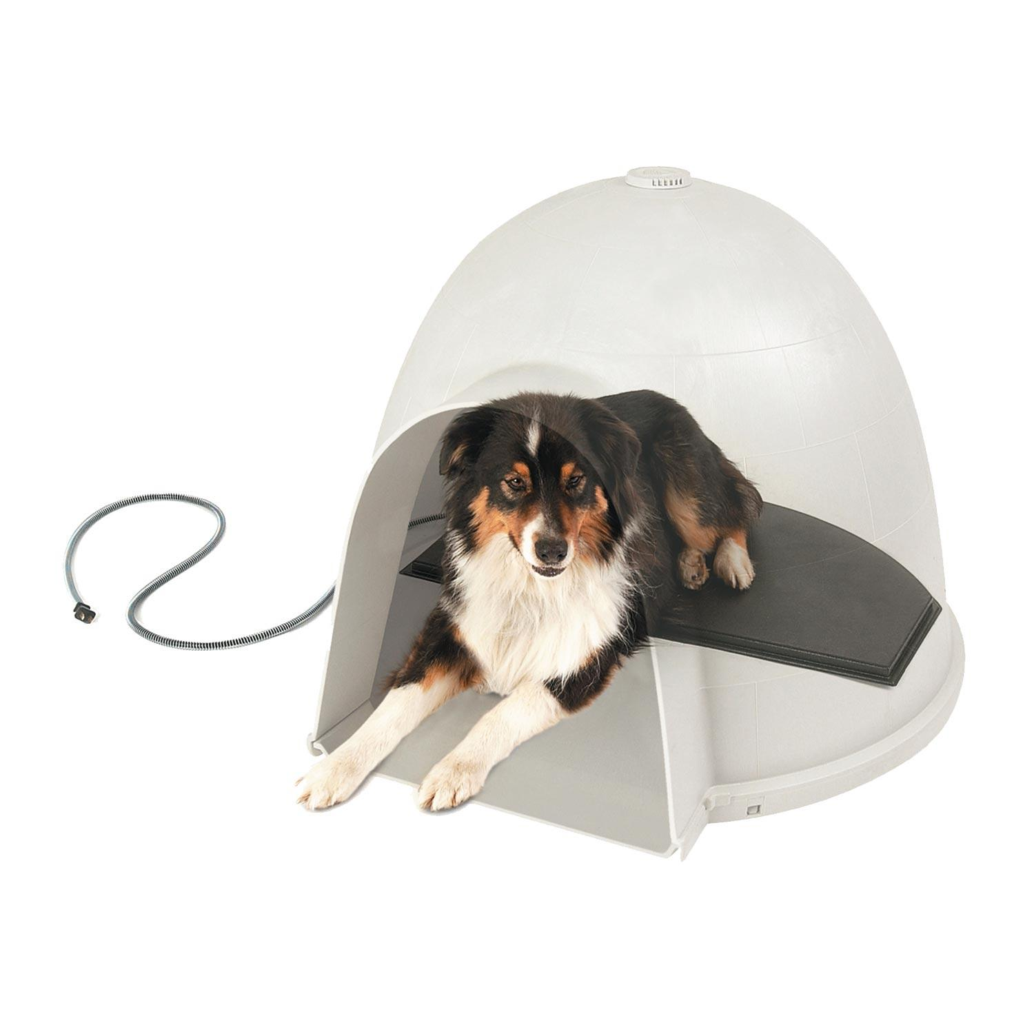 Amazon.com : K&H Lectro-Kennel Igloo-Style Heated Pad