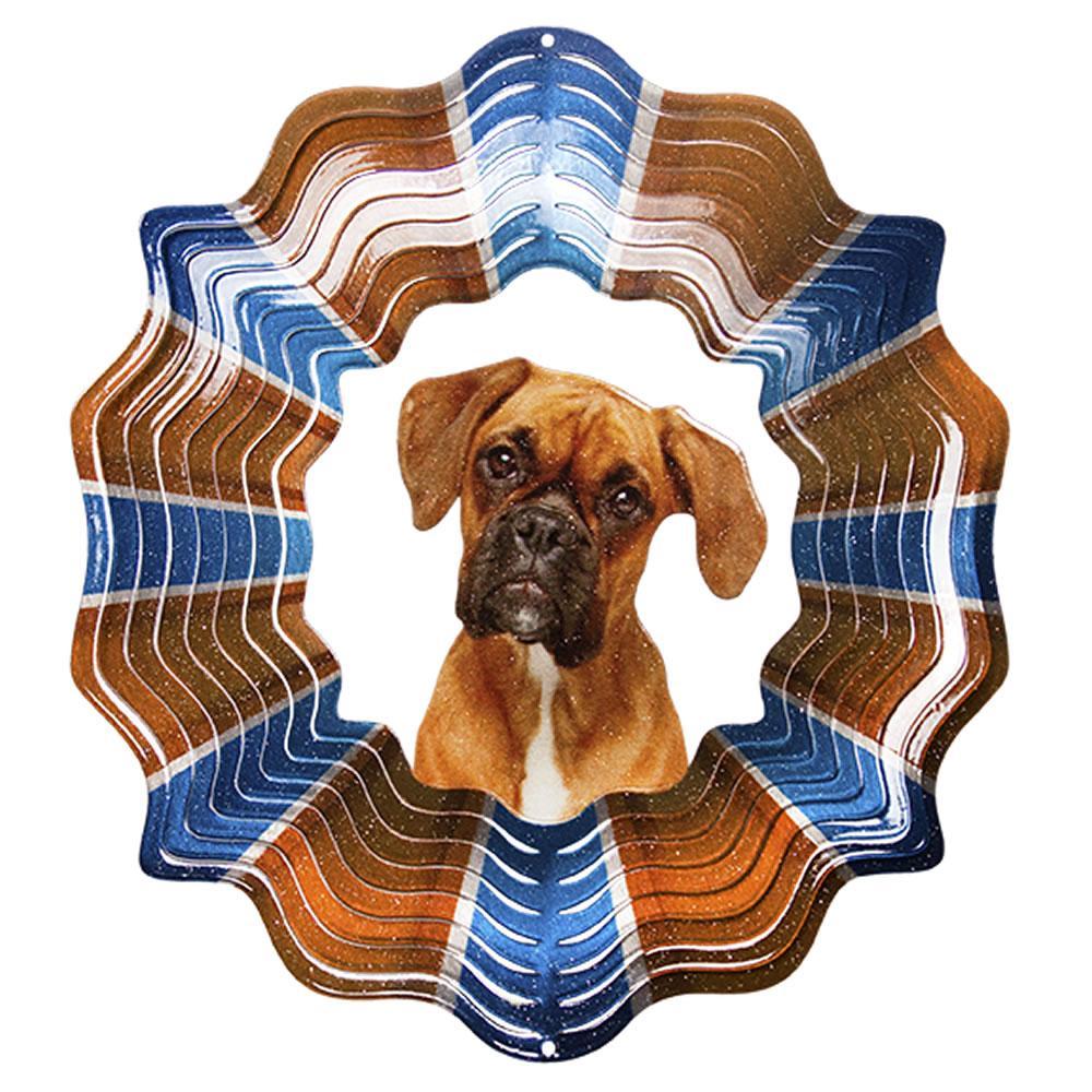 Amazon.com: Iron Stop D404-10 Pet Boxer Wind Spinner