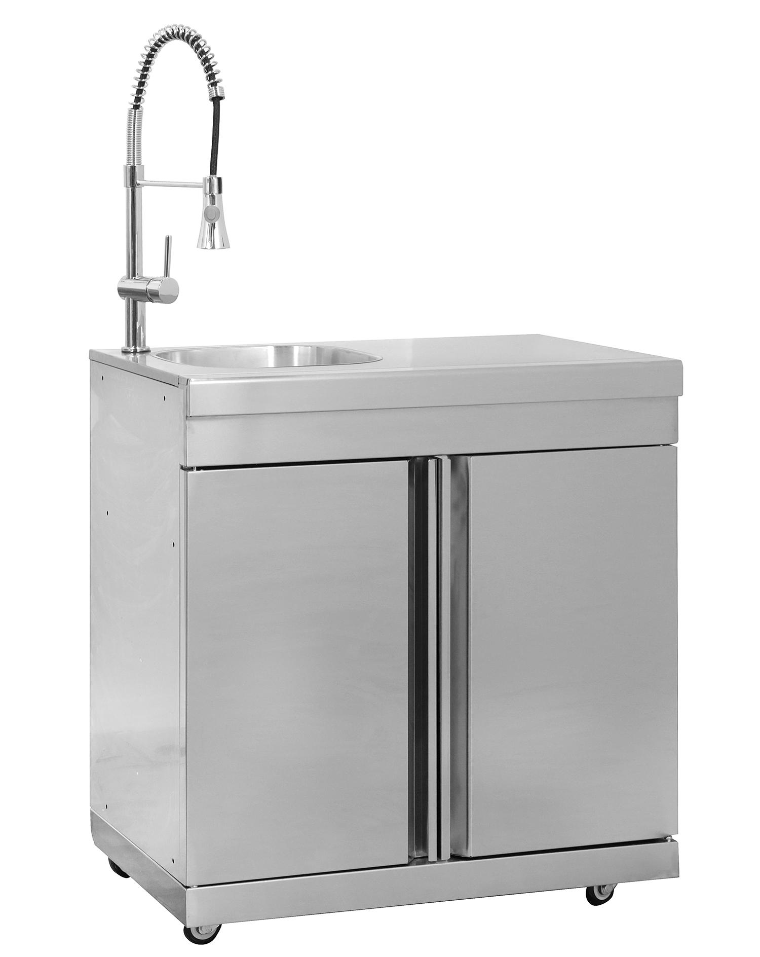 Swiss Grill MSSINK Modular High Quality Outdoor Sink Module on Outdoor Patio Sink id=90147