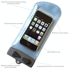 AquaPac 104 mini phone/GPS Case