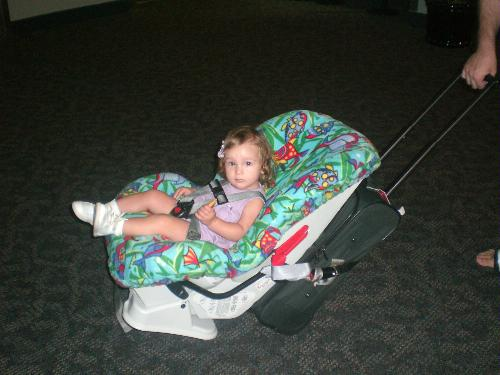 1 more Airport Question: Carseat Carrier - BabyCenter