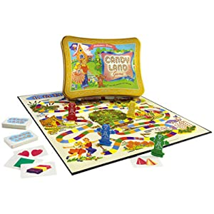 Click to buy Candyland games: Collector's edition from Amazon!