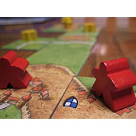 Click to search for Carcassonne games on Amazon!