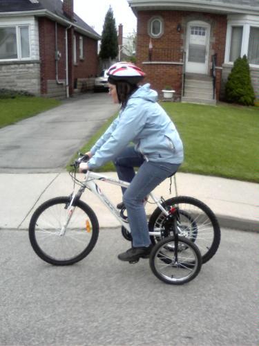 Amazon.com : Bike USA Stabilizer Wheel Kit : Bicycle
