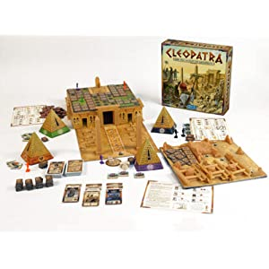Click to buy Cleopatra and The Society Of Architects from Amazon!