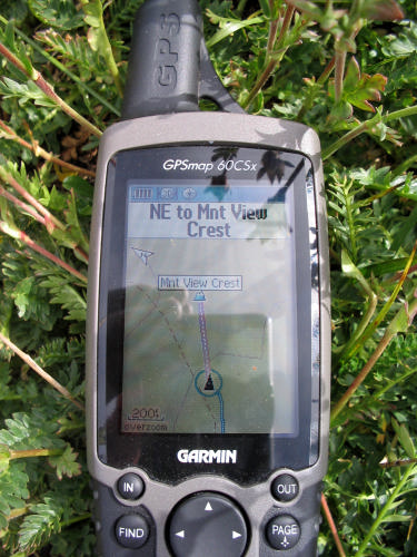 Bird Watching with GPS