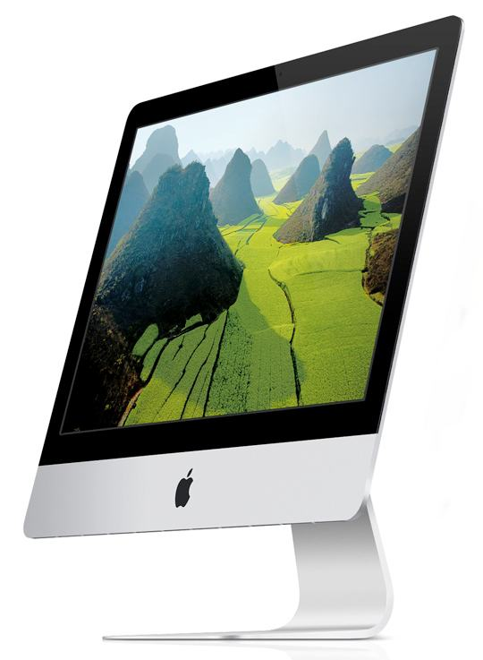 Apple iMac 21.5-Inch Desktop