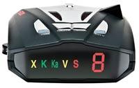 Cobra XRS 9370 Front