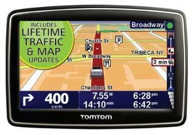 "TomTom XL 335S Car GPS 4.3/"" LCD Set USA Canada North America Maps 335-S us tom"