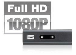WD TV Live Plus - full HD