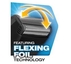 Remington F3790 Men's Flexing Foil Electric Shaver Product Shot