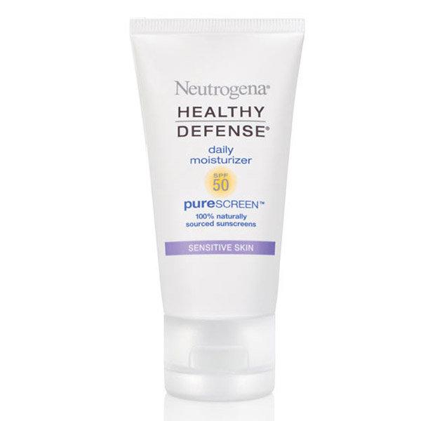 Amazon.com : Neutrogena Healthy Defense Daily Moisturizer