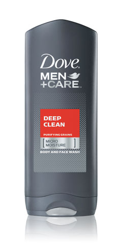 Amazon.com: Dove Men + Care Body and Face Wash, Deep Clean