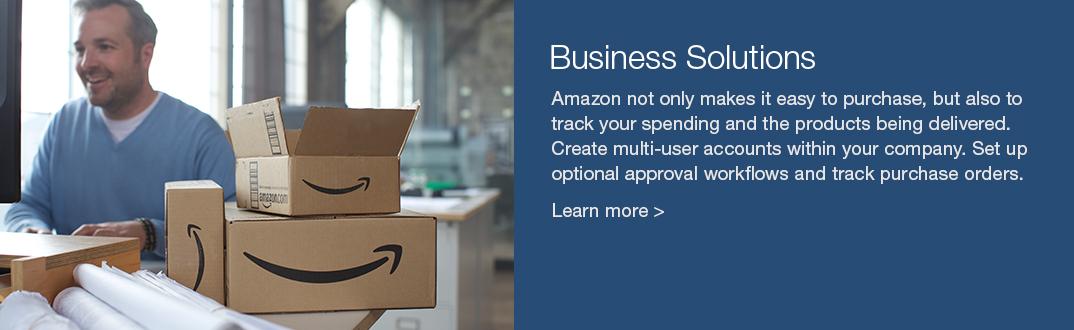 FREE Amazon Business Account..