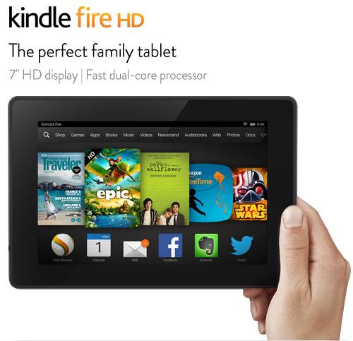 Buy Amazon Kindle Fire HD Online