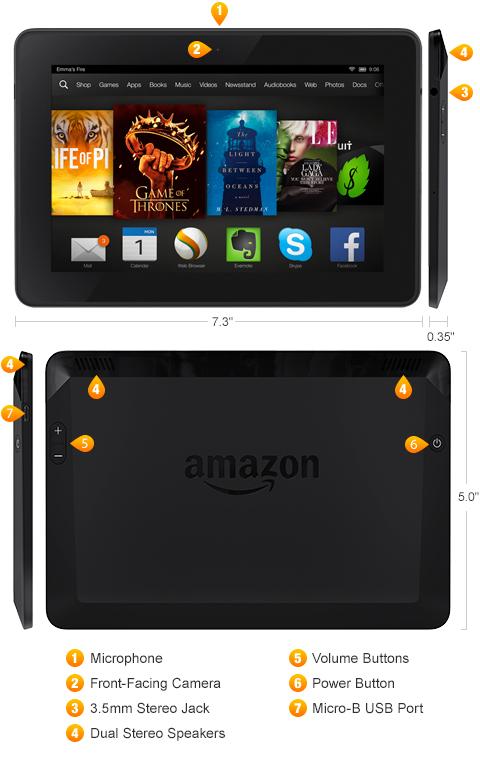 buy Kindle Fire HDX online