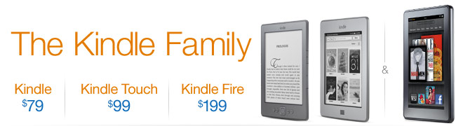 Kindle, only $109