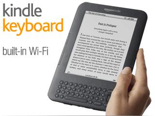 Amazon Kindle just $114