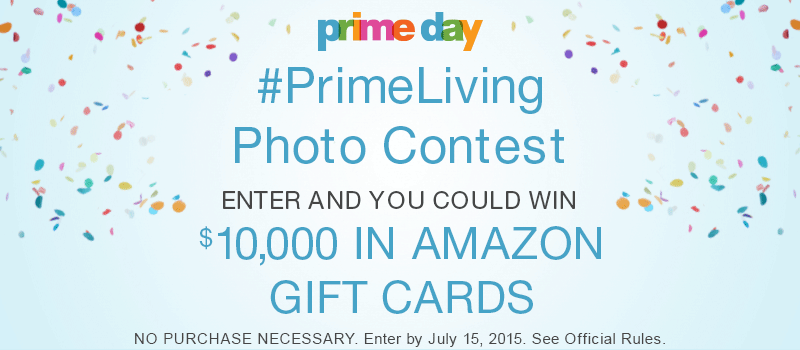 Amazon Prime Day ~ July 15th!!