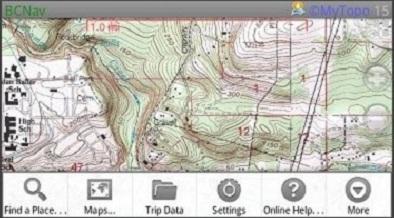 Backcountry Navigator Pro