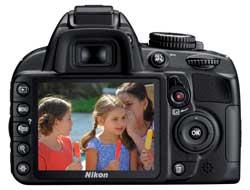 Nikon D3100 Digital SLR Highlights