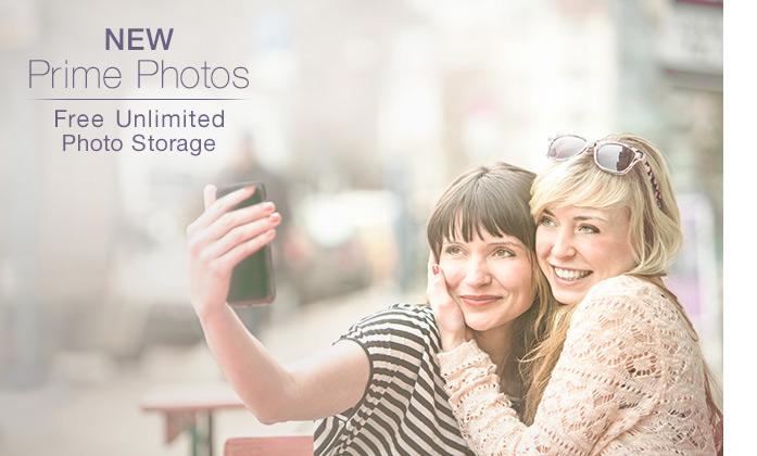FREE Unlimited Photo Storage w...
