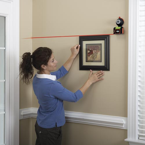 Hanging Picture Laser Level