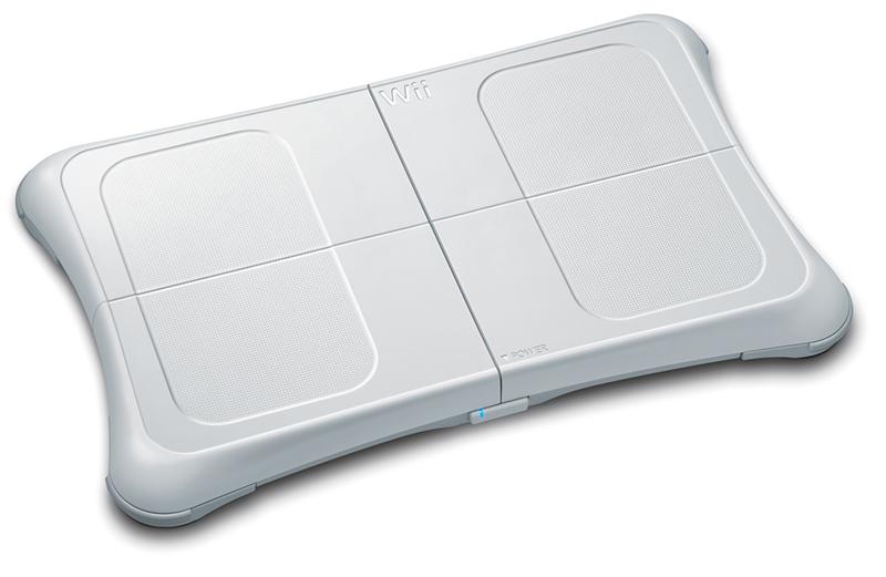 OFFICIAL Nintendo Wii Fit Balance Board + Feet Risers ...
