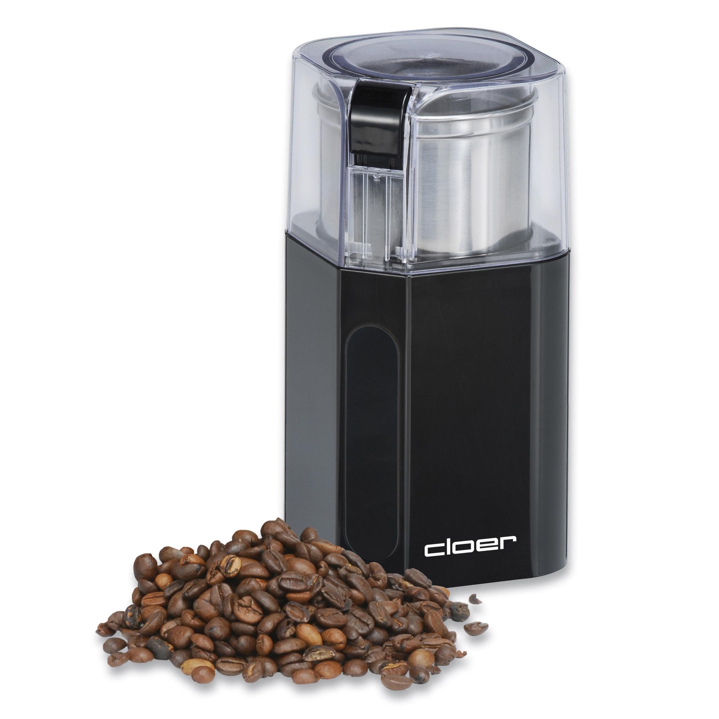 Amazon.de: Cloer 7580 Elektrische Kaffeemühle
