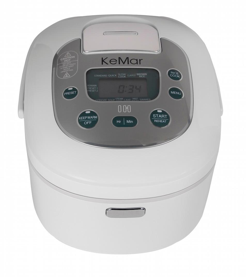 Amazon.de: KeMar KIC-180 Multifunktionskocher mit