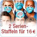 2 TV-Serien-Staffeln für 16 EUR