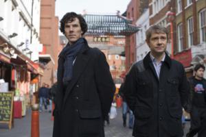 Sherlock - Staffel 1 [2 DVDs]: Amazon.de: Benedict