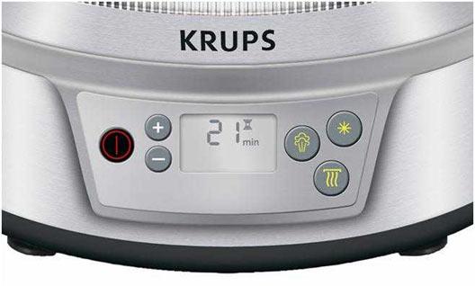 Krups KC 7000 Dampfgarer Küchenexperten, Testsieger